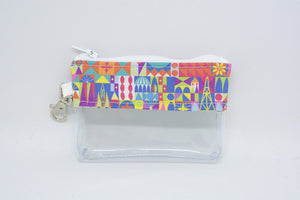 Coin Bag - Colorful Small World