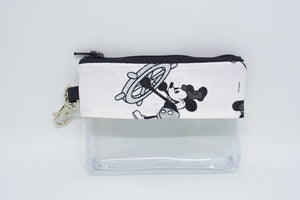 Coin Bag - Steamboat Willie