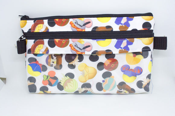 Large Belt Bag - Mickey Characters