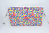 Large Belt Bag - Colorful Small World