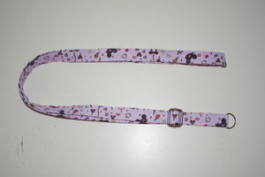Adjustable Strap - Purple Park Icons