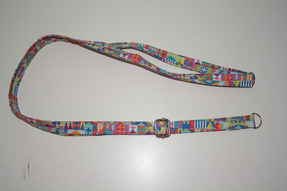 Adjustable Strap - Colorful Small World
