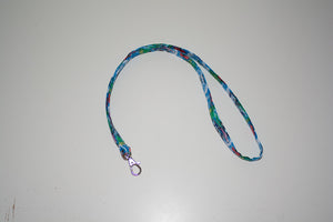 Thin Lanyard - Tropical Stitch