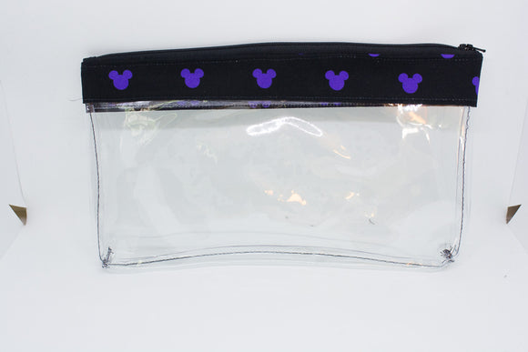 Makeup Bag - Midnight Mickey