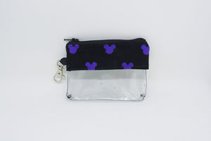 Coin Bag - Midnight Mickey