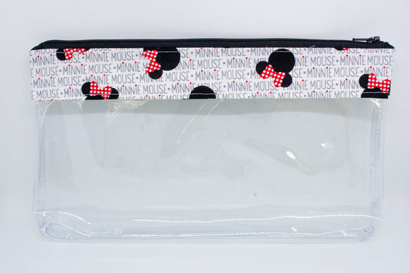 Makeup Bag - Minnie Name
