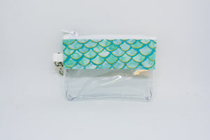 Coin Bag - Mermaid Scales