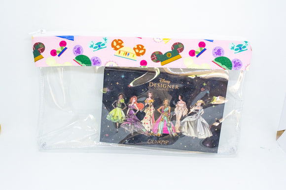 Makeup Bag - Princess Hats