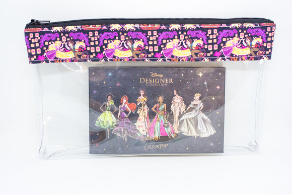 Makeup Bag - Tangled Lanterns