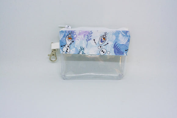 Coin Bag - Winter Olaf