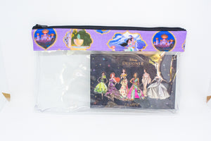 Makeup Bag - Aladdin