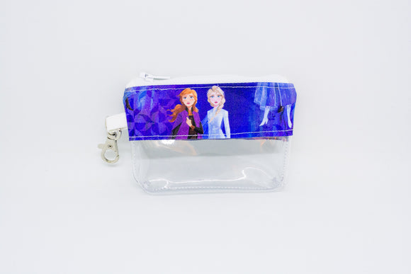 Coin Bag - Arendelle Sisters