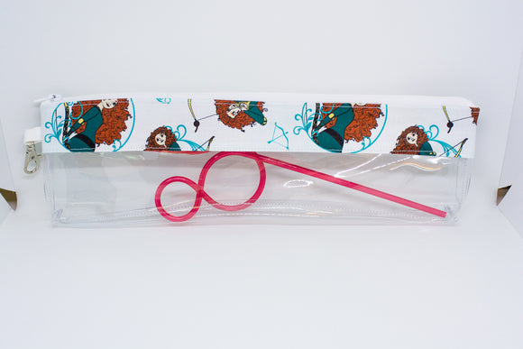 Reusable Straw Bag - Merida