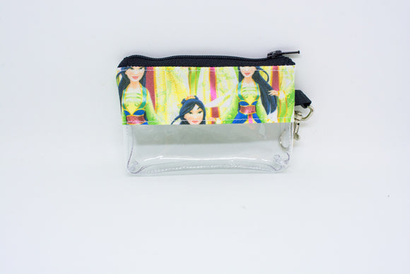 Coin Bag - Mulan