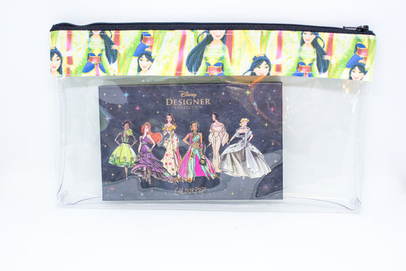 Makeup Bag - Mulan