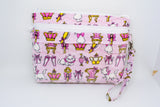 Bear Necessities Bag - Pink Marie