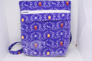 Quilted Convertible Purse - Jaq and Gus