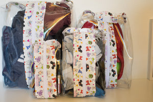 Hanging Boxy Bag Set - Disney Doodles