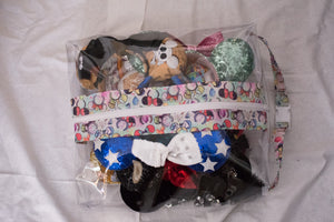 X-Large Hanging Boxy Bag - Minnie Ears