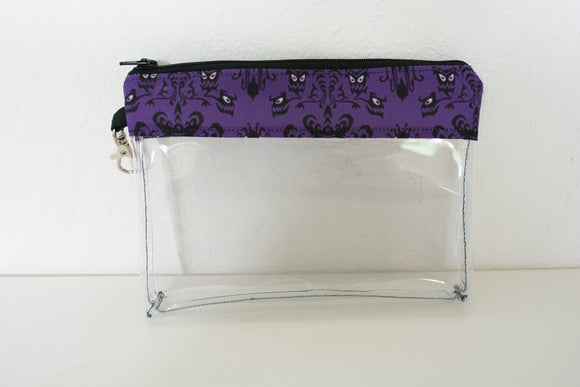 Face Mask Bag - Haunted Mansion