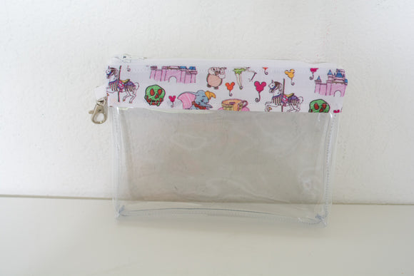 Face Mask Bag - Disney Doodles