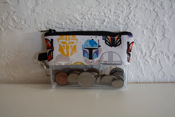 Coin Bag - Mando