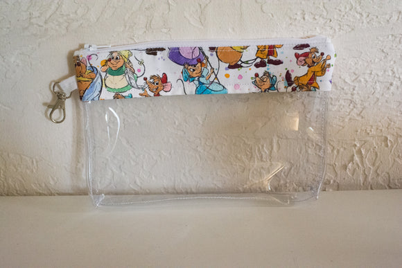 Face Mask Bag - Cinderella's Mice