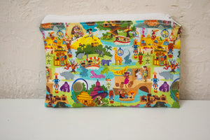 Reusable Snack Bag - Adventure Land