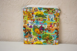 Privacy Pouch - Adventure Land
