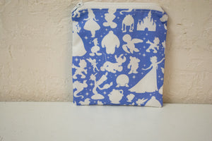 Privacy Pouch - Magical Silhouettes