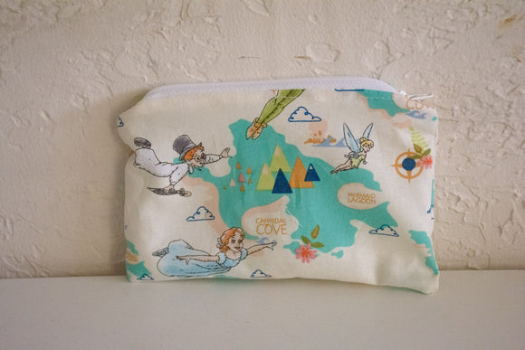 Reusable Snack Bag - Neverland