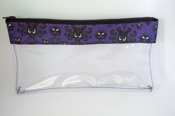 Makeup Bag - Haunted Mansion
