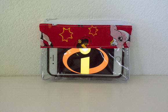 Mini Red Incredibles Bag