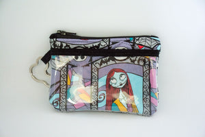 Keychain ID Wallet -  Jack and Sally