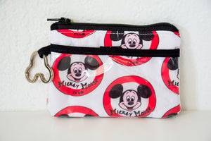 Keychain ID Wallet - Mickey Mouse Club