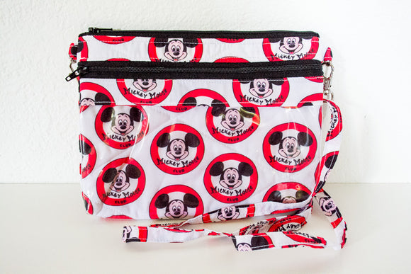 The Bear Necessities Bag - Mickey Mouse Club