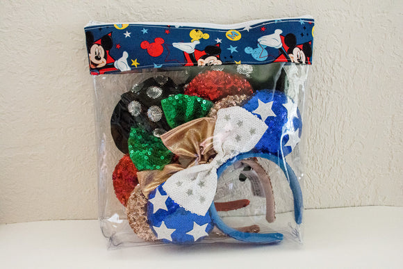 Large Mickey Stars bag