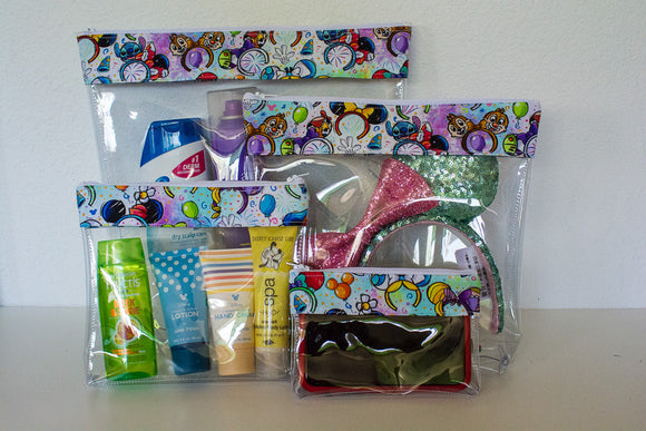 Travel Bag Set - Minnie Ears