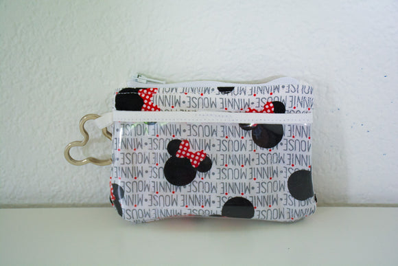 Keychain ID Wallet - Minnie name