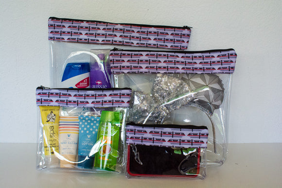 Travel Bag Set - Monorail