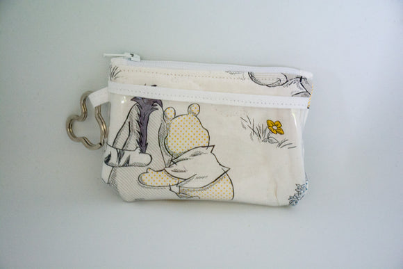 Keychain ID Wallet -  Pooh and Friends