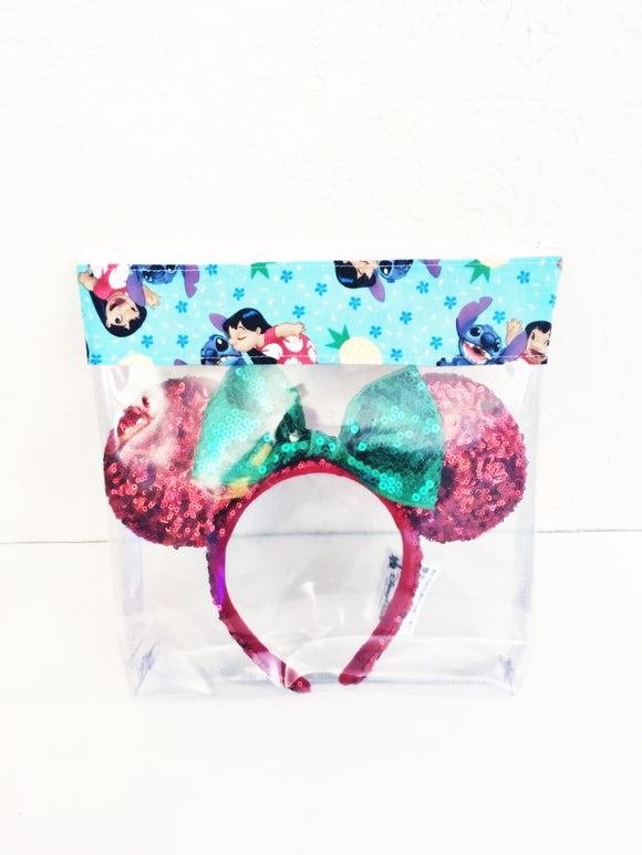 Medium Lilo and Stitch Bag
