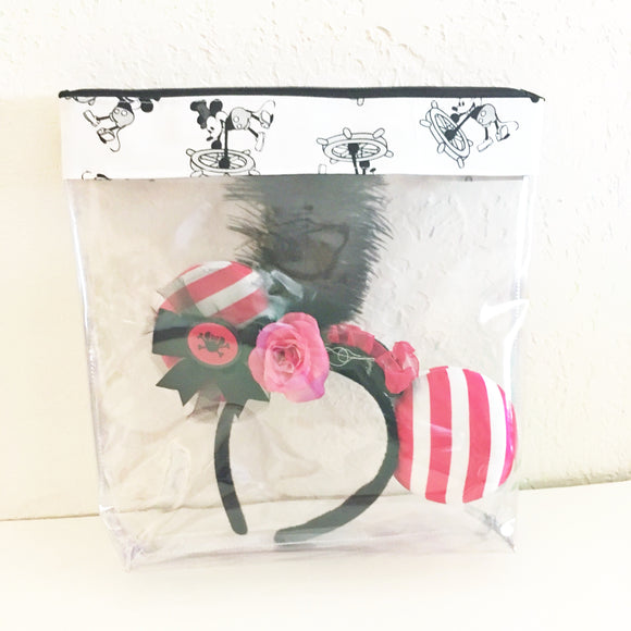 Large Steamboat Willie Bag