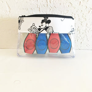 Mini Steamboat Willie Bag