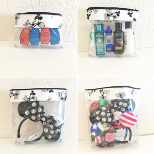 Travel Bag Set - Steamboat Willie