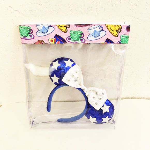 Large Princess Teacups Bag
