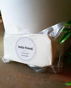 The vegan Haloumi by Hello Friend Foods is BACK!