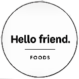 Hello Friend Foods - Logo