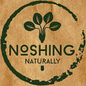 Noshing Naturally - Logo