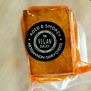 The Vegan Dairy - Aged & Smokey - The Vegan Cheese Shop